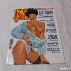 Comics : KISS COMIX Nº 88, MAGAZINE EROTICO MENSUAL, SOLO PARA ADULTOS . Lote 85378072