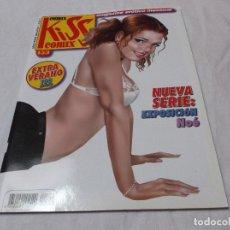 Cómics: KISS COMIX Nº 153,EXTRA VERANO, MAGAZINE EROTICO MENSUAL, SOLO PARA ADULTOS. Lote 104736931