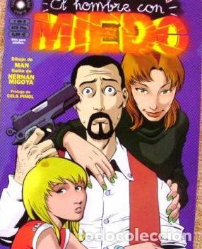 Cómics: Lote de 2 Comics de El hombre con miedo - Foto 2 - 86307180