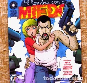 Cómics: Lote de 2 Comics de El hombre con miedo - Foto 3 - 86307180