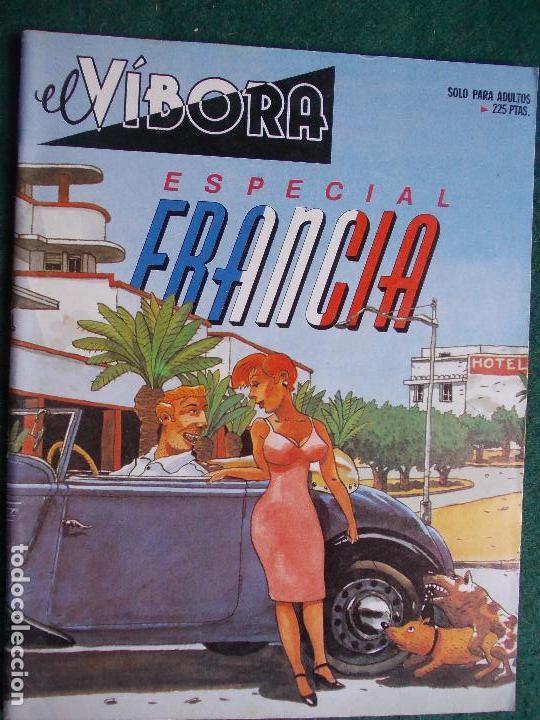 EL VIBÓRA ESPECIAL FRANCIA (Tebeos y Comics - La Cúpula - El Víbora)