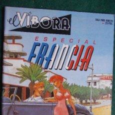 Cómics: EL VIBÓRA ESPECIAL FRANCIA. Lote 86603988