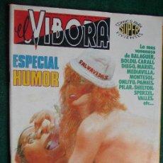 Cómics: EL VIBÓRA ESPECIAL HUMOR. Lote 86604028
