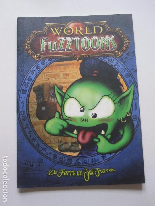 WORLD FUZZTOONS : DE FARRA EN ZUL FARRAK / LA CUPULA 2007 E5X1 (Tebeos y Comics - La Cúpula - Comic Europeo)