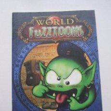 Cómics: WORLD FUZZTOONS : DE FARRA EN ZUL FARRAK / LA CUPULA 2007 C9. Lote 86721296