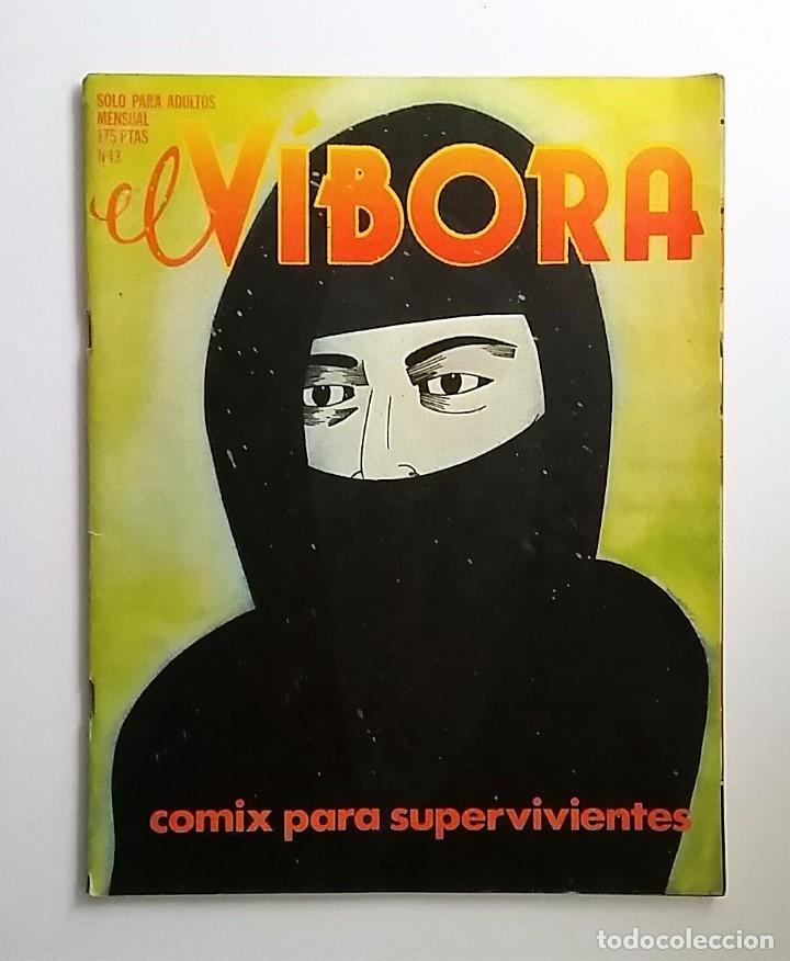 Cómics: EL VÍBORA NÚMEROS: 43, 44, 45, 46, 48, 49, 50, 51, 52, 53..... + 2 NÚMEROS ESPECIALES (VER FOTOS) - Foto 2 - 87088004