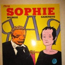 Cómics: SOPHIE-MUÑOZ-SAMPAYO-EL VIBORA SERIES. Lote 87220840