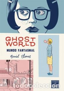 CÓMICS. GHOST WORLD - MUNDO FANTASMAL - DANIEL CLOWES (Tebeos y Comics - La Cúpula - Comic USA)