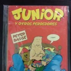 Cómics: JUNIOR Y OTROS PERDEDORES - PETER BAGGE - LA CÚPULA. Lote 88382388