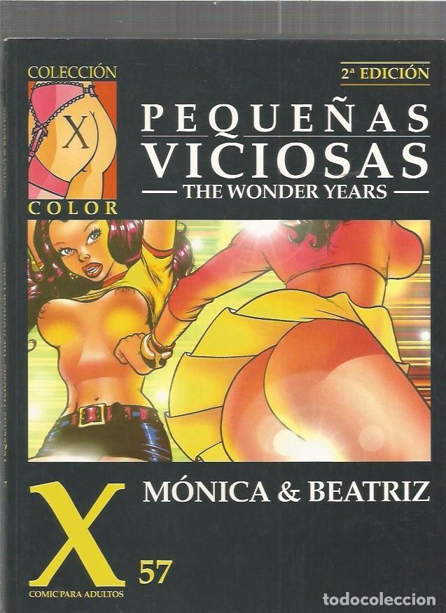 COLECCION X 57 PEQUEÑAS (Tebeos y Comics - La Cúpula - Comic Europeo)
