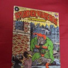 Comics: WONDER WART-HOG. EL SUPERSERDO. Nº 1. EDICIONES LA CUPULA .. Lote 89219388