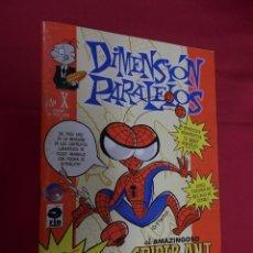 Fumetti: DIMENSIÓN PARALELOS. Nº X. Nº 10. EPICENTRO.. Lote 89221600