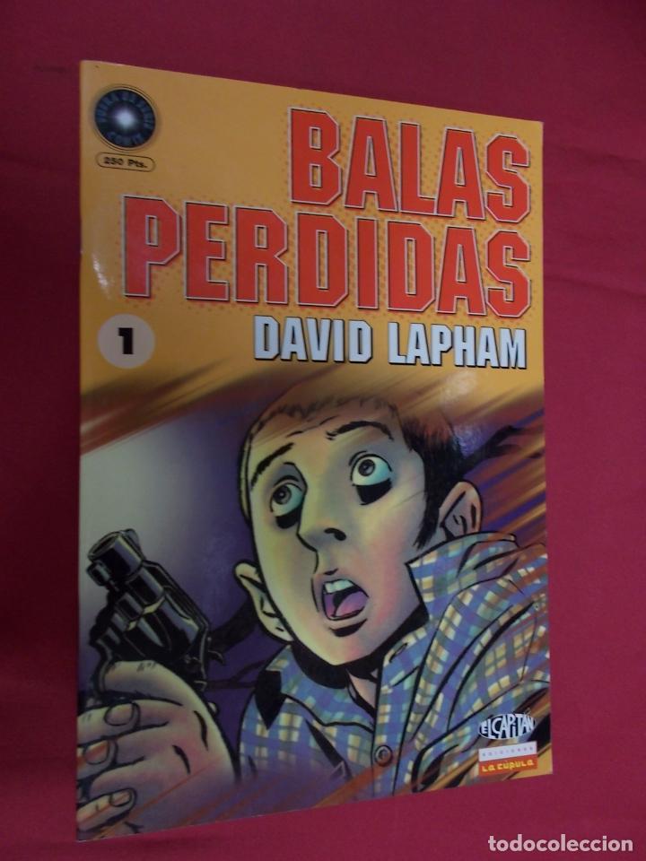 BALAS PERDIDAS. Nº 1. LA CÚPULA . (Tebeos y Comics - La Cúpula - Comic USA)