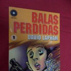 Comics : BALAS PERDIDAS. Nº 1. LA CÚPULA .. Lote 89311220