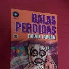 Comics : BALAS PERDIDAS. Nº 2. LA CÚPULA .. Lote 89311248