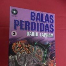 Comics : BALAS PERDIDAS. Nº 3. LA CÚPULA .. Lote 89311260