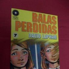 Comics : BALAS PERDIDAS. Nº 7. LA CÚPULA .. Lote 89311360
