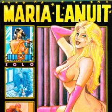 Cómics: AMIGAS, MARIA LANUIT, INTERINAS. PONS. 3 TOMOS EL VIBORA. Lote 89700864