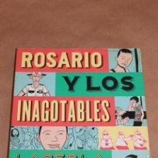 Cómics: ROSARIO Y LOS INAGOTABLES - LA PERLA & MARCOS PRIOR - LA CÚPULA - MUY BUEN ESTADO. Lote 90513735