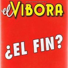 Fumetti: CÓMIC EL VIBORA Nº 289. Lote 91453045