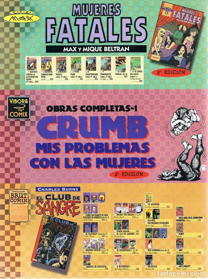Cómics: CÓMIC EL VIBORA Nº 213 - Foto 2 - 91453400