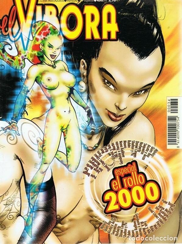 CÓMIC EL VIBORA ESPECIAL EL ROLLO 2000 (Tebeos y Comics - La Cúpula - El Víbora)