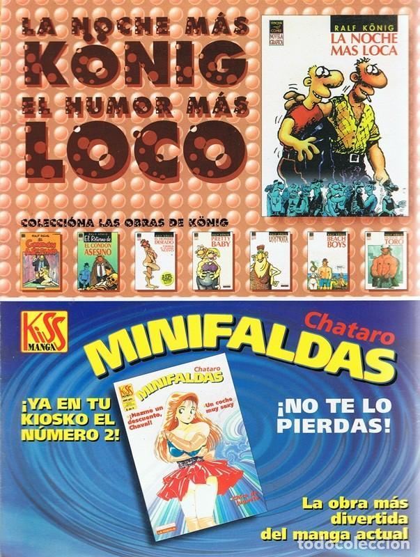 Cómics: CÓMIC EL VIBORA Nº 189 - Foto 2 - 91453720