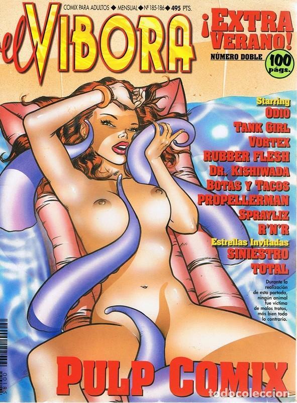 CÓMIC EL VIBORA Nº 185 - 186 EXTRA VERANO (Tebeos y Comics - La Cúpula - El Víbora)