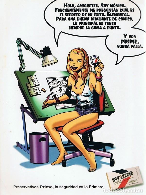 Cómics: CÓMIC EL VIBORA Nº 185 - 186 EXTRA VERANO - Foto 2 - 91453850