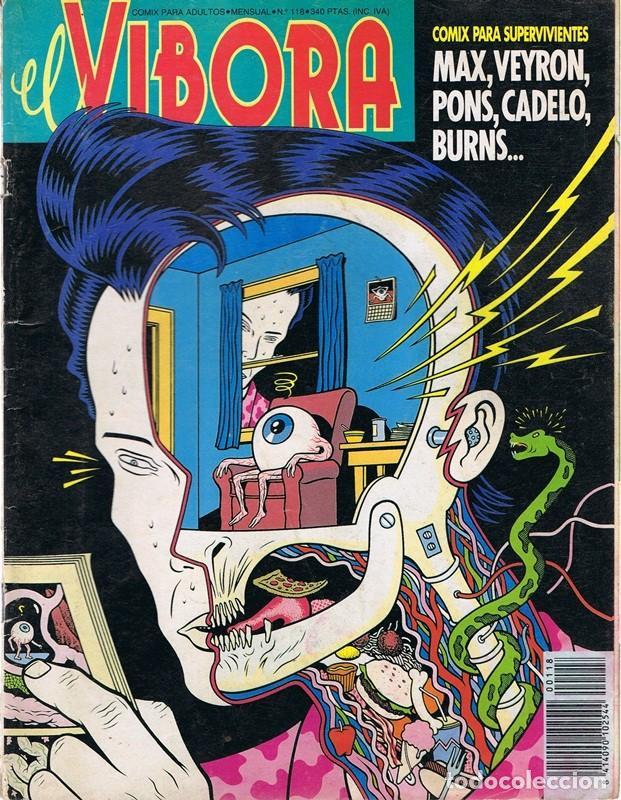 CÓMIC EL VIBORA Nº 118 (Tebeos y Comics - La Cúpula - El Víbora)