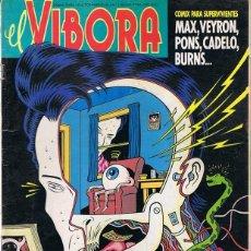Cómics: CÓMIC EL VIBORA Nº 118 . Lote 91454295