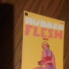 Cómics: RUBBER FLESH DOS. MIGUEL ANGEL MARTIN. RÚSTICA. BUEN ESTADO. . Lote 91598355