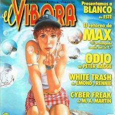 Cómics: CÓMIC EL VIBORA Nº 204 . Lote 91608815