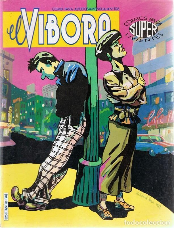 CÓMIC EL VIBORA Nº 106 (Tebeos y Comics - La Cúpula - El Víbora)