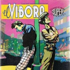 Cómics: CÓMIC EL VIBORA Nº 106 . Lote 91608905