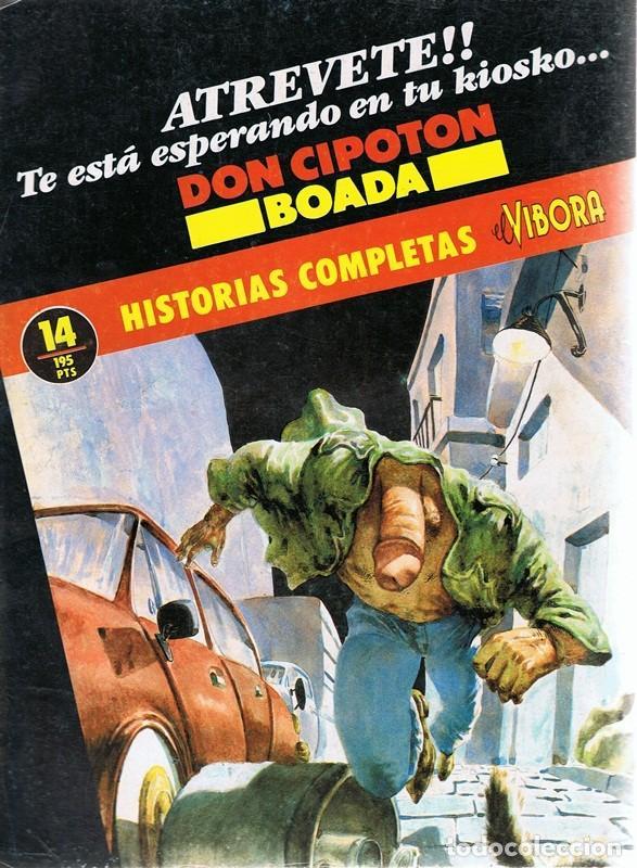 Cómics: CÓMIC EL VIBORA Nº 106 - Foto 2 - 91608905
