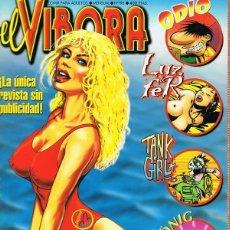Cómics: CÓMIC EL VIBORA Nº 196 . Lote 91688650
