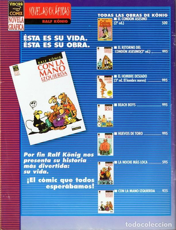 Cómics: CÓMIC EL VIBORA Nº 196 - Foto 2 - 91688650
