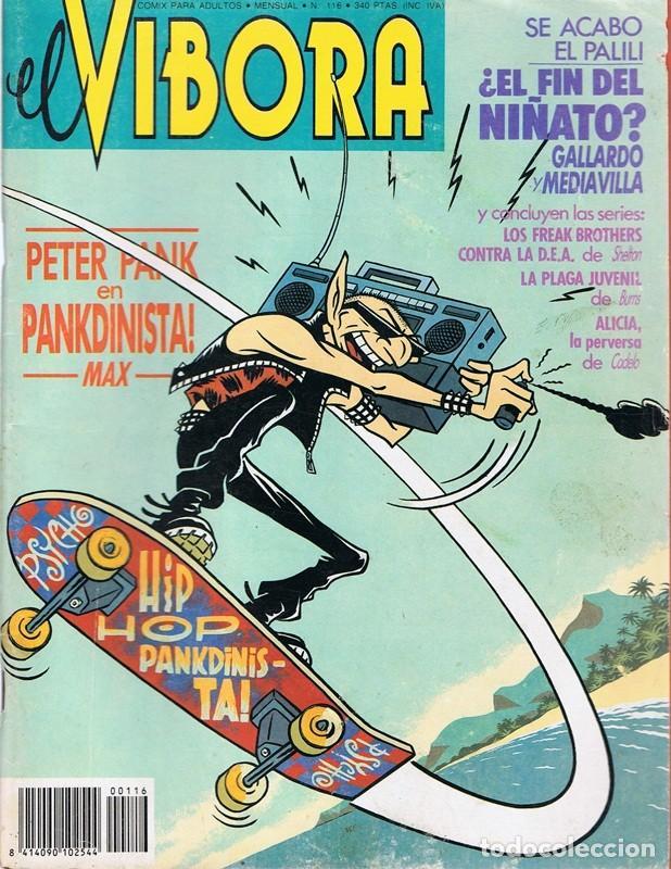 CÓMIC EL VIBORA Nº 116 (Tebeos y Comics - La Cúpula - El Víbora)