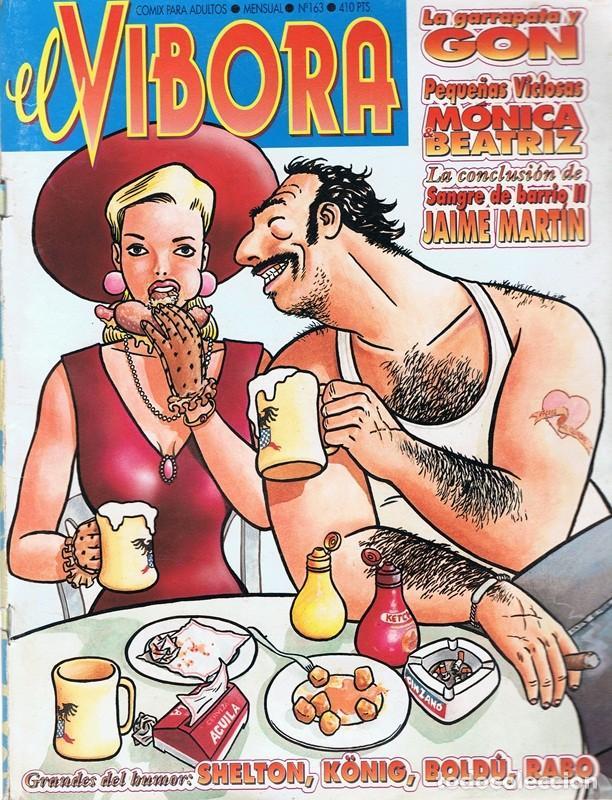 CÓMIC EL VIBORA Nº 163 (Tebeos y Comics - La Cúpula - El Víbora)