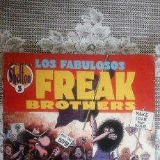 Cómics: LOS FABULOSOS FREAK BROTHERS - EDICIONES LA CUPULA. Lote 93026615