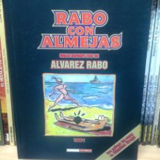 Cómics: RABO CON ALMEJAS, DE ALVAREZ RABO. Lote 93270540
