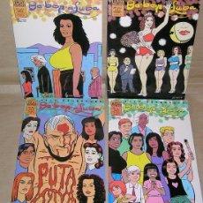 Comics: BE-BOP-A-LUBA (DE BETO HERNANDEZ ) – OBRA COMPLETA –. Lote 93398200