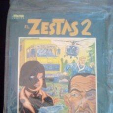 Cómics: EL ZESTAS 2. Lote 93830999