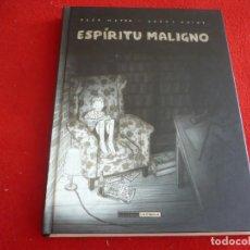 Cómics: ESPIRITU MALIGNO ( PEER METER GERDA RAIDT ) ¡MUY BUEN ESTADO! LA CUPULA TAPA DURA. Lote 94365810