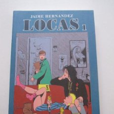 Cómics: JAIME HERNÁNDEZ: LOCAS, VOLUMEN 1 NOVELA GRÁFICA. 2006 EDICIONES LA CÚPULA EP3. Lote 126258151