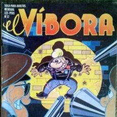 Cómics: EL VÍBORA Nº 17. Lote 94979463
