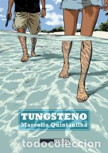 CÓMICS. TUNGSTENO - MARCELLO QUINTANILHA (ED BOLSILLO) (Tebeos y Comics - La Cúpula - Comic USA)