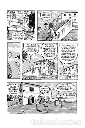 Cómics: Cómics. TUNGSTENO - Marcello Quintanilha (Ed Bolsillo) - Foto 2 - 95080139
