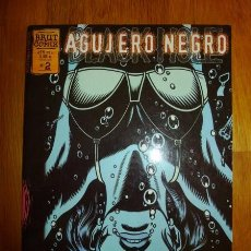 Cómics: BURNS, CHARLES. AGUJERO NEGRO. Nº 2. (BRUT COMIX). Lote 95692955